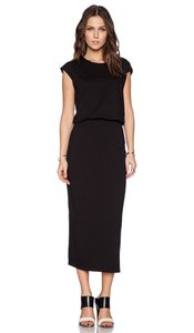 Black Maxi Dress by Blaque Label