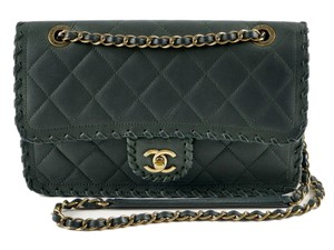 Chanel Single Flap Timeless Rare Classic Flap Shoulder Bag