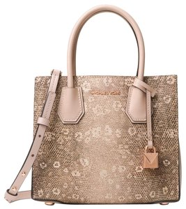 Michael Kors Sale Small Mercer Small Tote in Beige