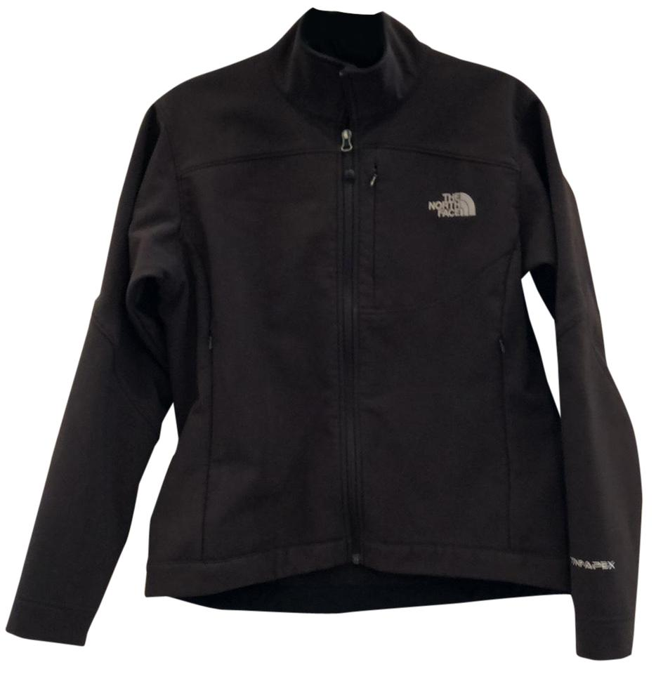 f3e63cf103 The North Face Brown Tnf Apex Bionic Women s Jacket Size 10 (M ...