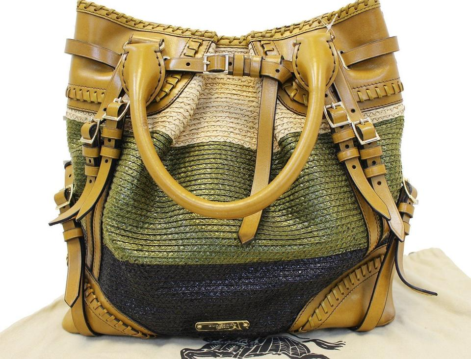 7f2e202b75cc Burberry Prorsum Medium Whipstitch Tote Shoulder Bag - Tradesy
