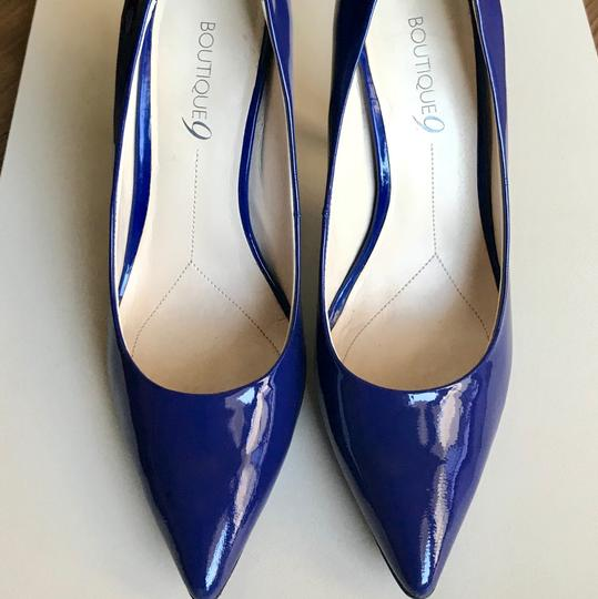 Boutique 9 blue Pumps Image 3