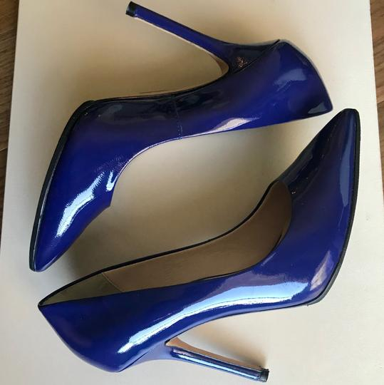 Boutique 9 blue Pumps Image 5