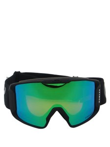 Oakley Oakley Blue And Green Multi Miner Factory Pilot Blackout Snow Goggles