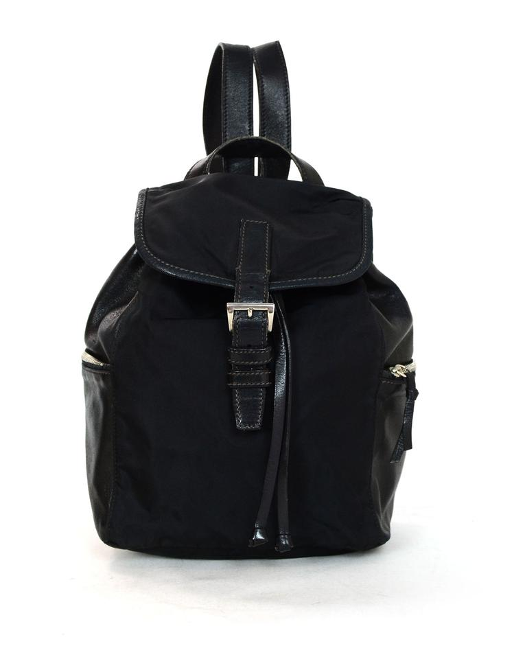3825734505b5 Prada Leather Drawstring Vintage Backpack Image 0 ...