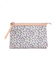 Cavalcanti Leather New Wristlet in Multi