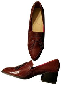 Marc Fisher Ladies Oxford Size 11 New Burgandy Pumps