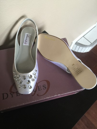 Dyeables White Flats