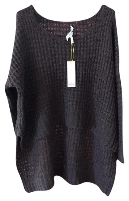 Item - L Oversized New with Tag Size Color In Grey Sweater