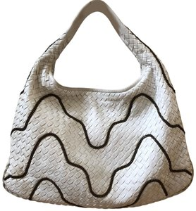 Bottega Veneta Chains Rocker Chic Hobo Bag