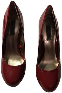 Steve Madden red Pumps
