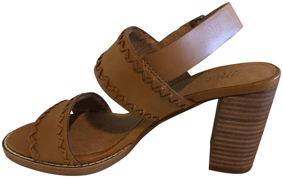 Madewell Desert Camel Angie Angie Camel In Sandals 13b526