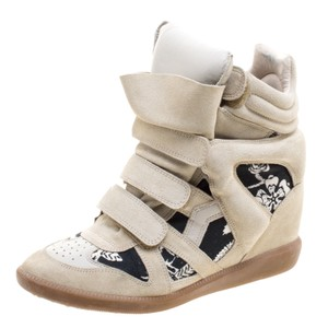 Isabel Marant Beige Wedges