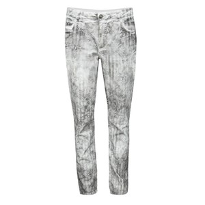 Chanel Straight Leg Jeans-Light Wash