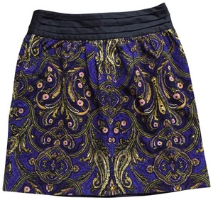 Anthropologie Mini Skirt