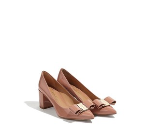 Salvatore Ferragamo Blush Pumps
