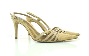 Carlos by Carlos Santana Cream Pumps