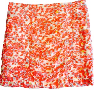 McGinn Mini Skirt orange