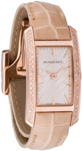 Burberry Diamond The Pioneer 20mm Limited Edition Watch