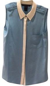 Marc by Marc Jacobs Button Down Shirt Light Blue