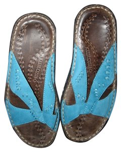Keen Turquoise Sandals