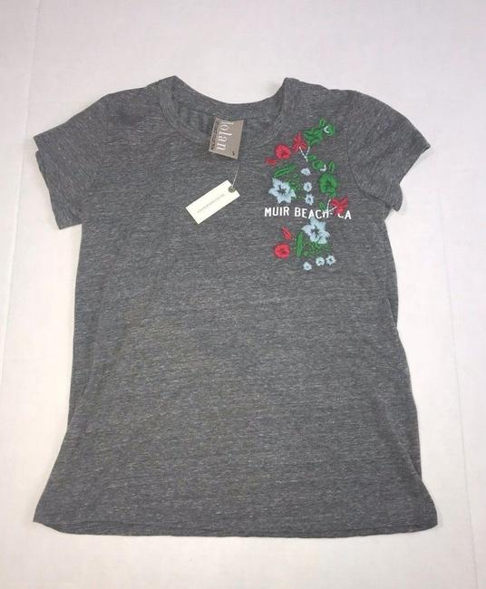 Anthropologie T Shirt Multi-Color Image 4