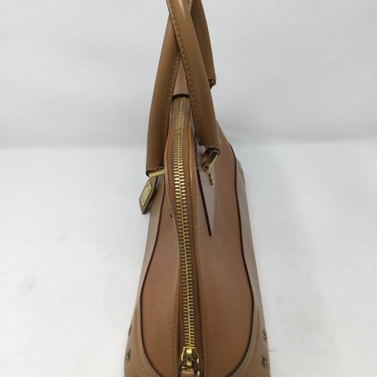 Dior Satchel in tan Image 11