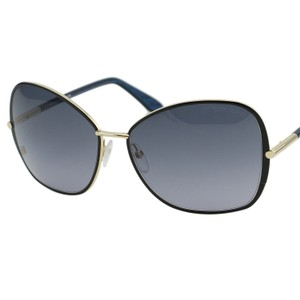 Tom Ford New TF Solange FT0319 Women Metal Oversize Butterfly 61mm Sunglasses