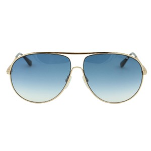 f2a9453e056e7 This Item is No Longer Available. Tom Ford New Tf Cliff Ft-0450 28p Men  Metal Curved Aviator Pilot Sunglasses -