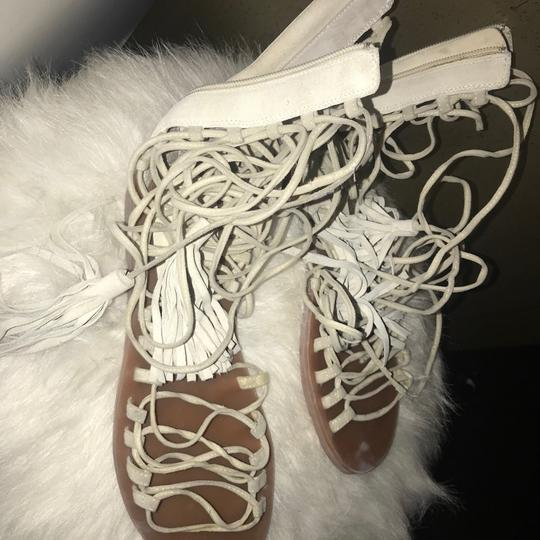 Jeffrey Campbell white Sandals Image 2