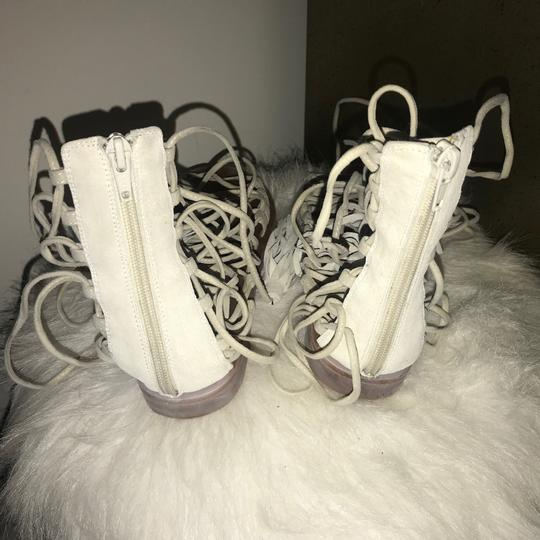 Jeffrey Campbell white Sandals Image 3