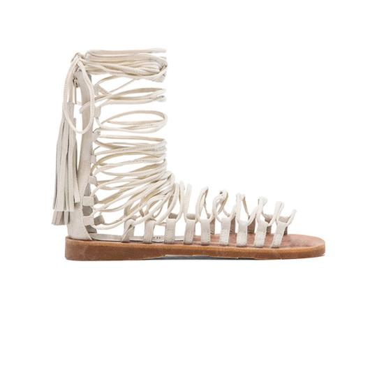 Jeffrey Campbell white Sandals Image 7