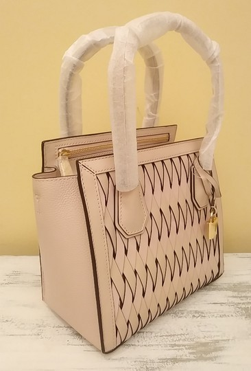 Michael Kors Purse Sale Mercer Small Tote in Pink Image 6
