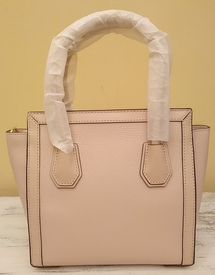 Michael Kors Purse Sale Mercer Small Tote in Pink Image 7