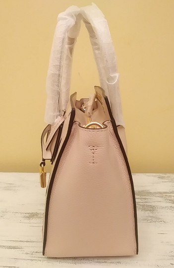 Michael Kors Purse Sale Mercer Small Tote in Pink Image 8