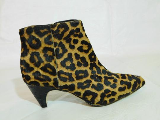 Sam Edelman Leather Brown Boots Image 5