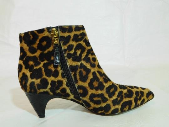 Sam Edelman Leather Brown Boots Image 8
