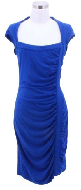 Preload https://img-static.tradesy.com/item/23559327/cache-blue-a128-designer-medium-bodycon-career-mid-length-formal-dress-size-10-m-0-1-650-650.jpg