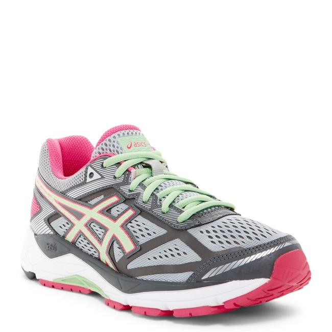Item - Silver Grey Pistachio Pink Glow Gel-foundation 12 Running T5h6n 1087 Sneakers Size US 8 Wide (C, D)