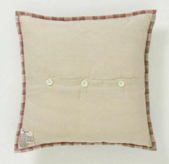 Anthropologie Patchwork Semiologie Hand Quilted Pillow Other Image 2