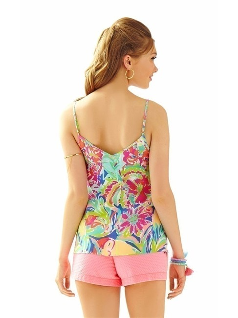 Lilly Pulitzer Top Casa Banana Image 1