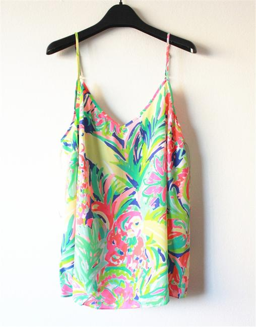 Lilly Pulitzer Top Casa Banana Image 3