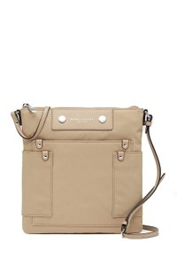 Marc Jacobs Nylon Preppy Sia Cross Body Bag