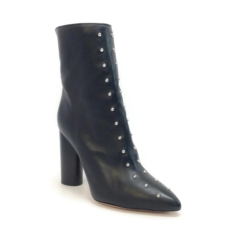 womens Boots/Booties IRO Black Studded Ankle Boots/Booties womens packaging diversity 4d73e9