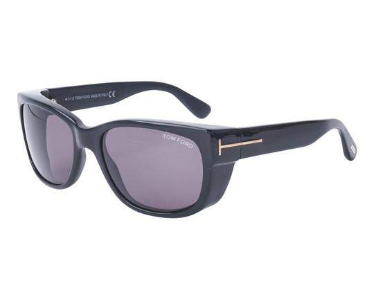 Tom Ford Tom Ford Carson TF441 01A FT441 Black Sunglasses Image 0