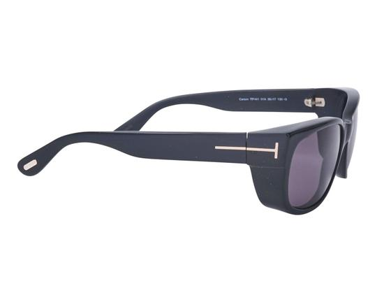 Tom Ford Tom Ford Carson TF441 01A FT441 Black Sunglasses Image 1