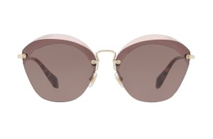 Miu Miu Miu Miu Prada Women's Light Purple Sunglasses SMU53S
