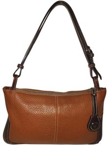 Dooney & Bourke Refurbished Leather Small Lined Shoulder Bag
