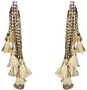 Banana Republic tassel earrings