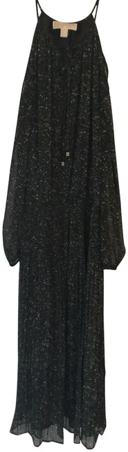 Preload https://img-static.tradesy.com/item/23560332/michael-michael-kors-hunter-green-and-black-pattern-early-fall-collection-long-workoffice-dress-size-0-1-650-650.jpg